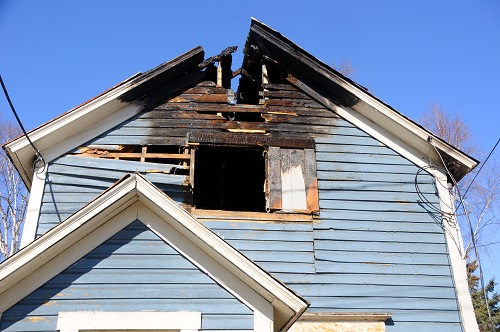 Thomas Quality Construction has a vast amount of experience and expertise in all types of fire damage and restoration.