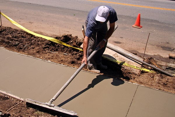 When it comes to quality concrete work, Thomas Quality Construction is committed to providing high-quality work.