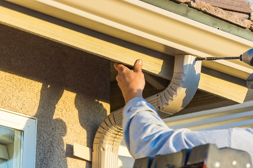 Thomas Quality Construction can install new gutters or repair your existing gutters to insure optimum home protection.