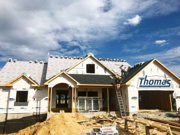 Thomas Quality Construction is a custom home builder focused on creating beautiful new homes in Central Kentucky.